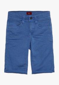 s.Oliver - BERMUDA - Shorts - blue - 2