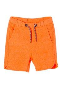 s.Oliver - Shorts - neon orange - 0