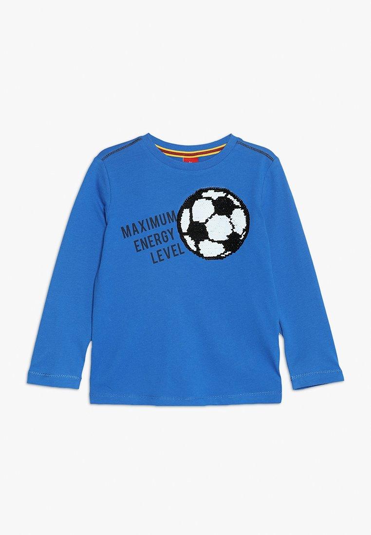 s.Oliver - Langarmshirt - blue