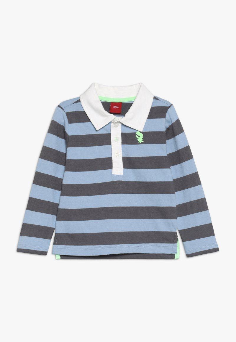 s.Oliver - Polo shirt - blue