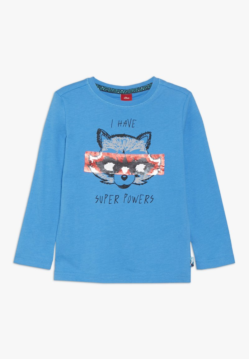 s.Oliver - Camiseta de manga larga - turquoise