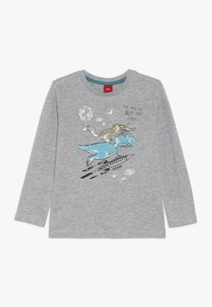 Pitkähihainen paita - grey melange