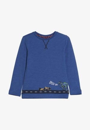 LANGARM - Top sdlouhým rukávem - royal blue