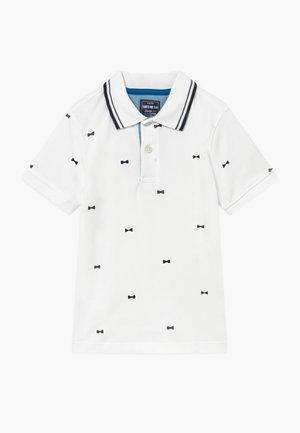 KURZARM - Polo shirt - white