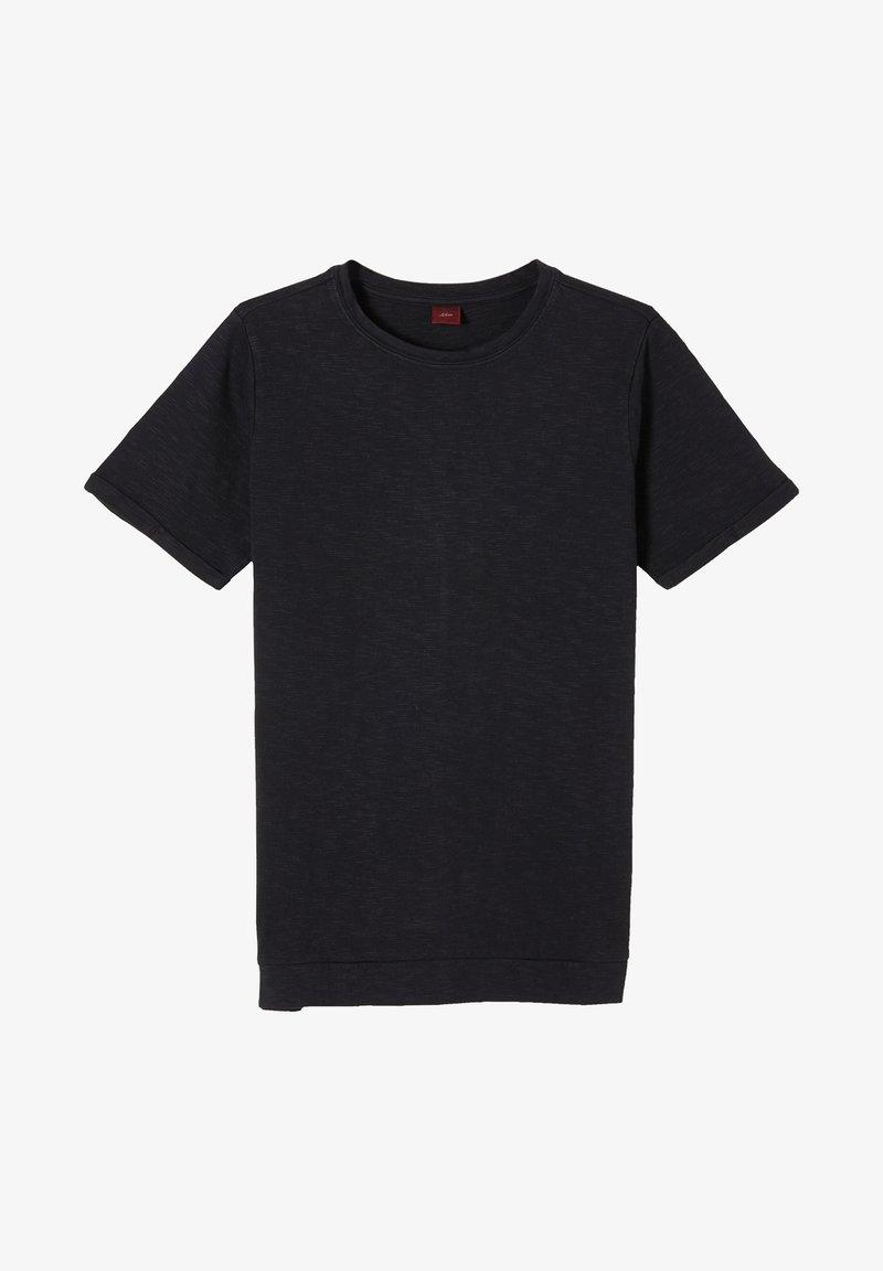 s.Oliver - Basic T-shirt - black