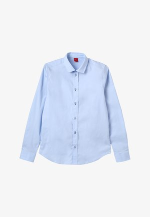 LANGARM SLIM FIT - Koszula - light blue