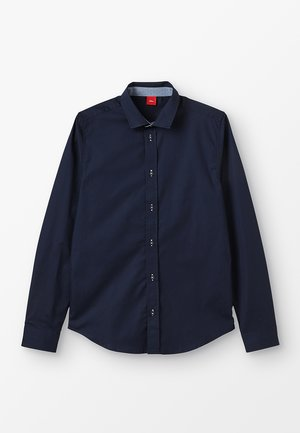 LANGARM SLIM FIT - Košile - dark blue