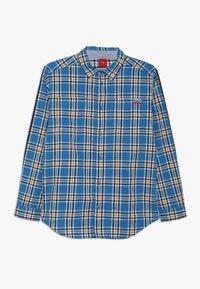 s.Oliver - LANGARM - Košile - blue - 0
