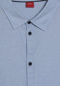 s.Oliver - LANGARM - Košile - blue - 2