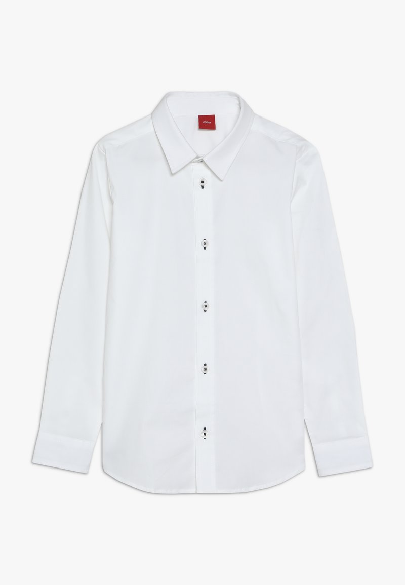 s.Oliver - Košile - white