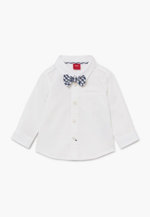 LANGARM - Overhemd - white