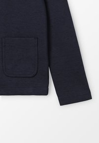 s.Oliver - Zip-up hoodie - dark blue melange