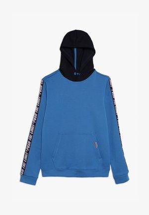 LANGARM - Hoodie - blue