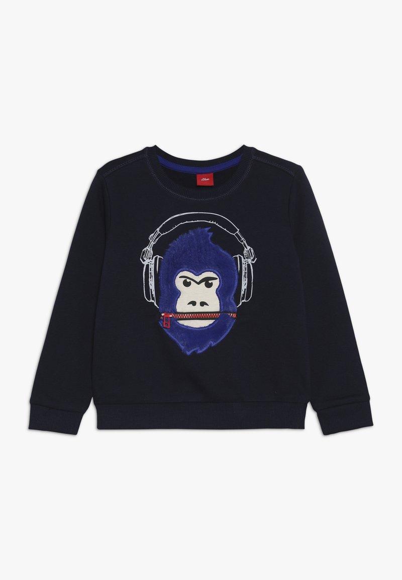 s.Oliver - Sweater - dark blue