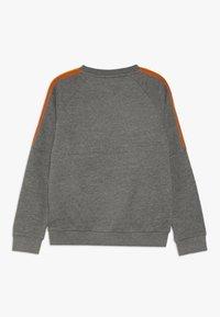 s.Oliver - LANGARM - Sweatshirt - dark grey melange - 1