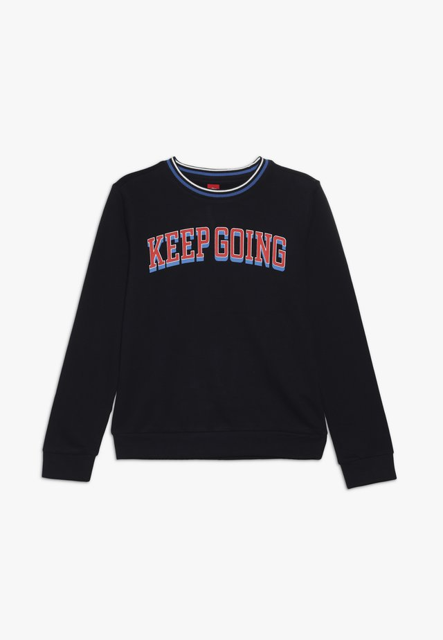 LANGARM - Sweatshirt - dark blue
