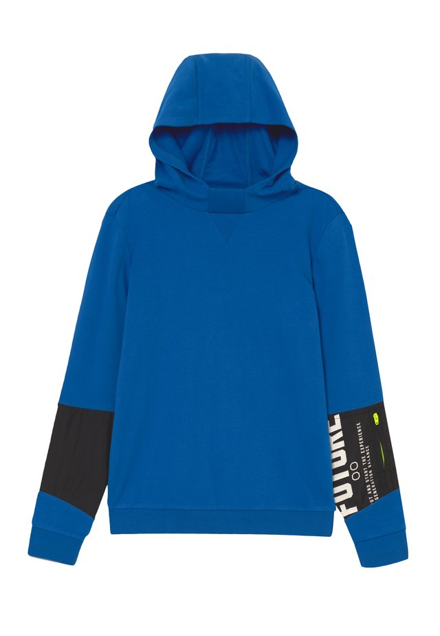 Sweat à capuche - blue