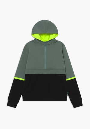 Hoodie - jade green
