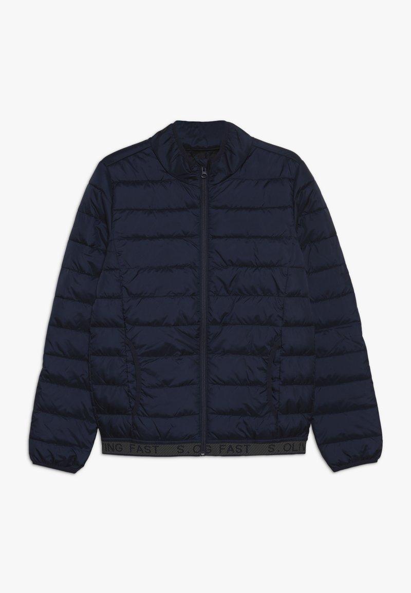 s.Oliver - JACKE - Winter jacket - dark blue
