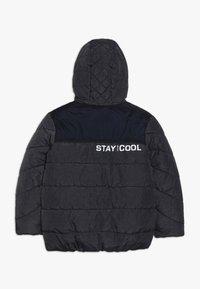 s.Oliver - Winter jacket - dark blue melange - 1