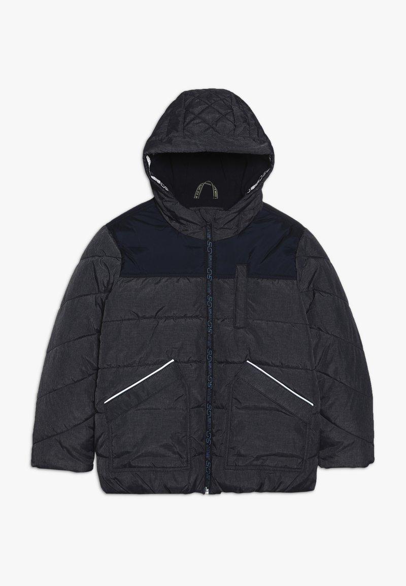 s.Oliver - Winter jacket - dark blue melange