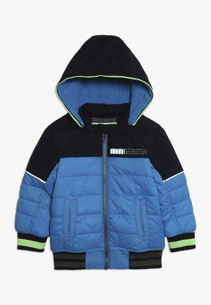 Zimní bunda - turquoise