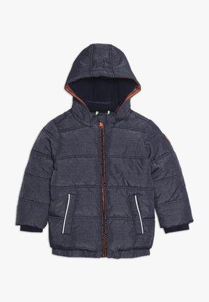 JACKE - Zimní bunda - dark blue melange
