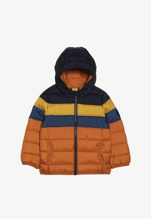 Zimní bunda - orange