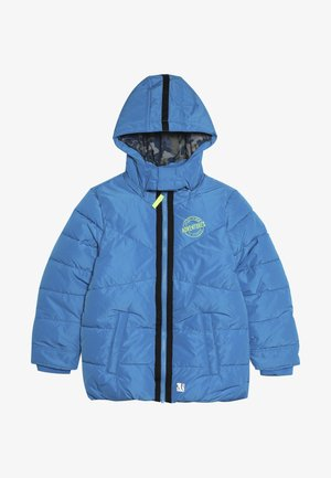 Winter jacket - turquoise
