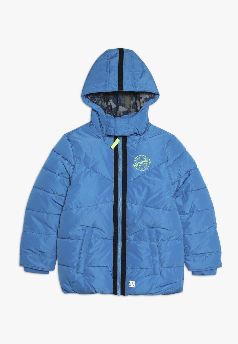 s.Oliver - Zimní bunda - turquoise