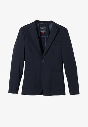 Blazer jacket - blue nights melange