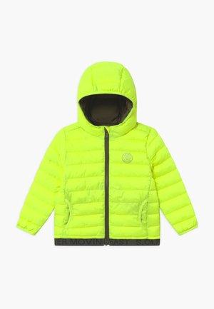 LANGARM - Lehká bunda - green