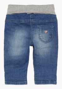 s.Oliver - Relaxed fit jeans - blue denim - 1