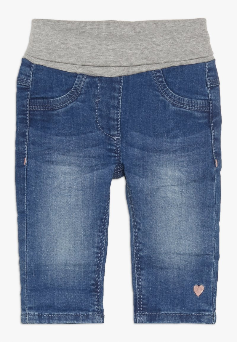 s.Oliver - Relaxed fit jeans - blue denim