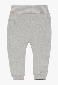 s.Oliver - Trousers - grey melange - 0