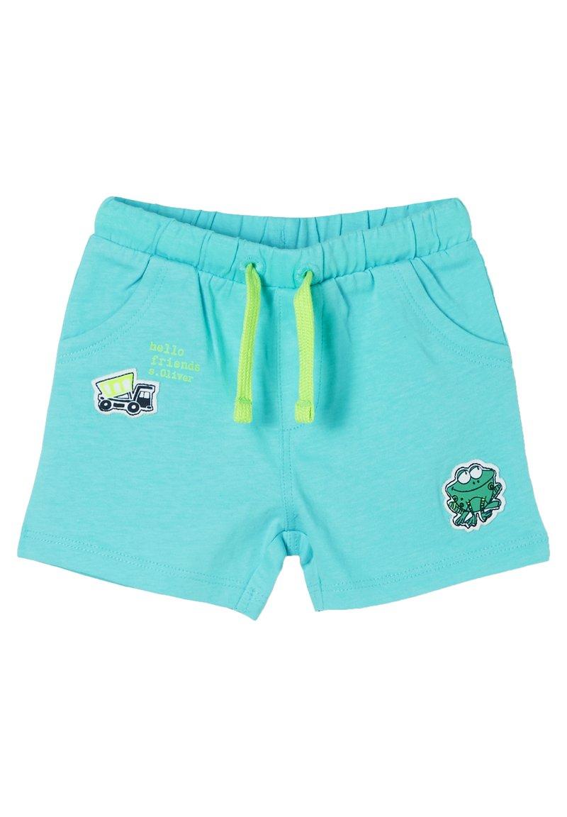 s.Oliver - Shorts - turquoise