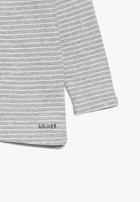 s.Oliver - JA 1/1 ARM - Long sleeved top - grey - 3