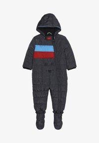 s.Oliver - Snowsuit - dark blue melange - 4