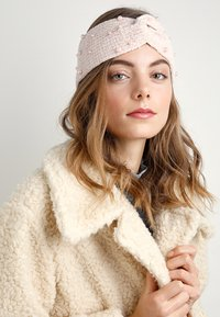 s.Oliver - STIRNBAND - Ear warmers - dusty rose - 1