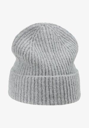 Mütze - grey/black