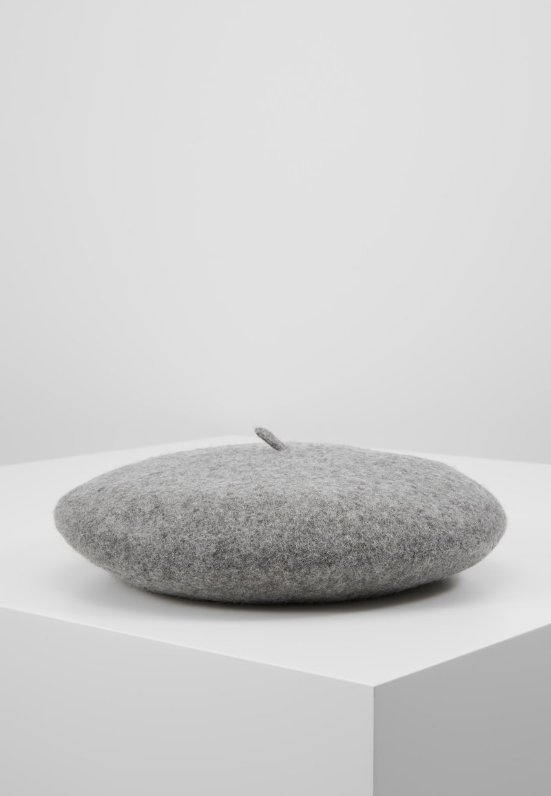 s.Oliver - Beanie - silver/grey melange