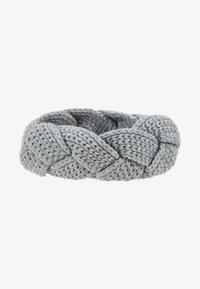 s.Oliver - STIRNBAND - Ear warmers - silver grey melange - 3