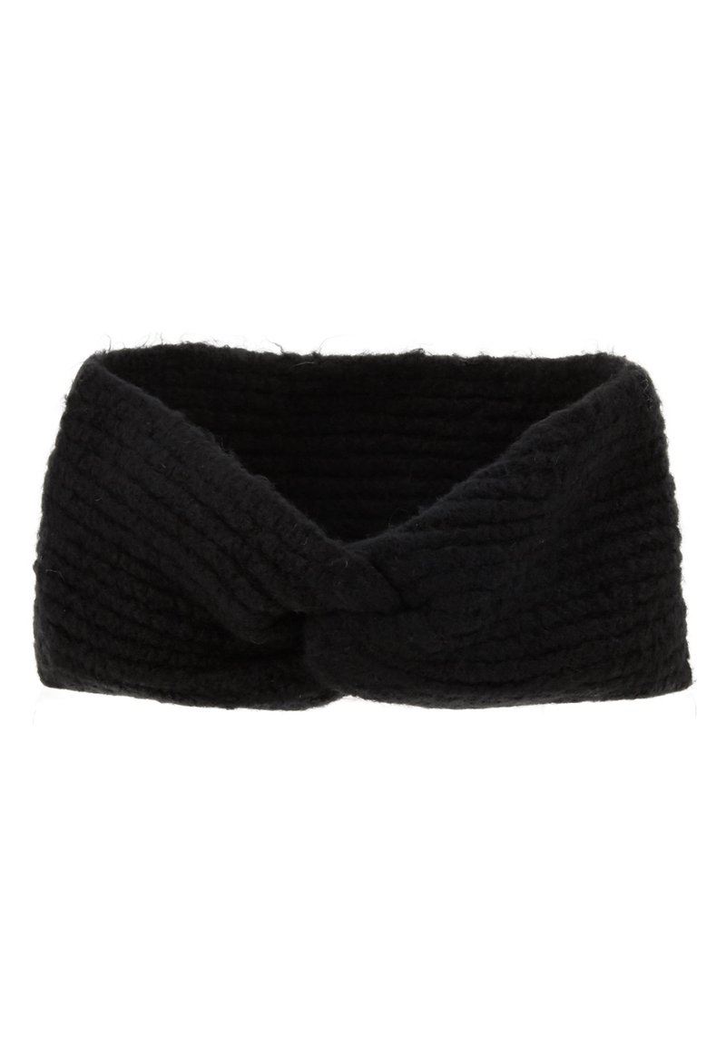 s.Oliver - STIRNBAND - Ear warmers - black