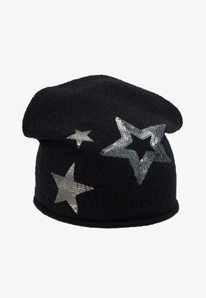 Bonnet - grey/black