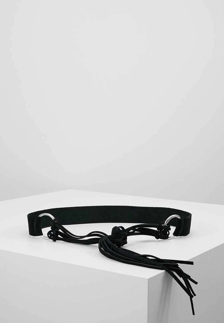 s.Oliver - Taillengürtel - black