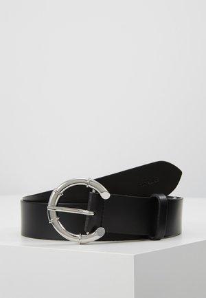 Pásek - black