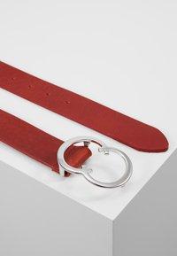 s.Oliver - Cinturón - scarlet - 2
