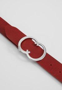 s.Oliver - Cinturón - scarlet - 4