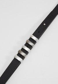 s.Oliver - Belt - grey/black - 2