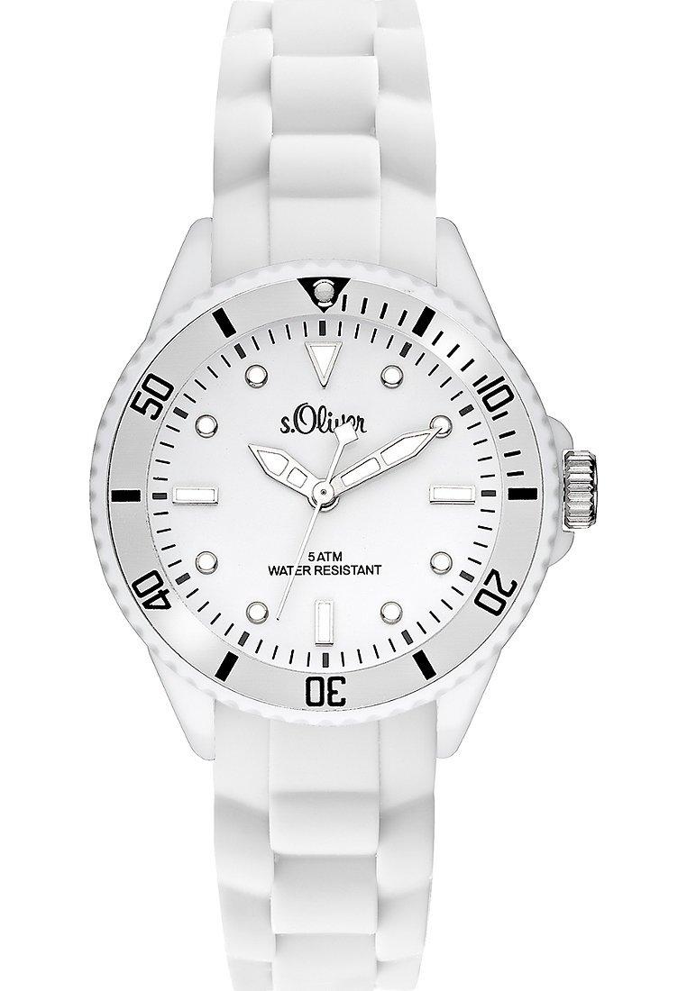 s.Oliver - Uhr - weiß